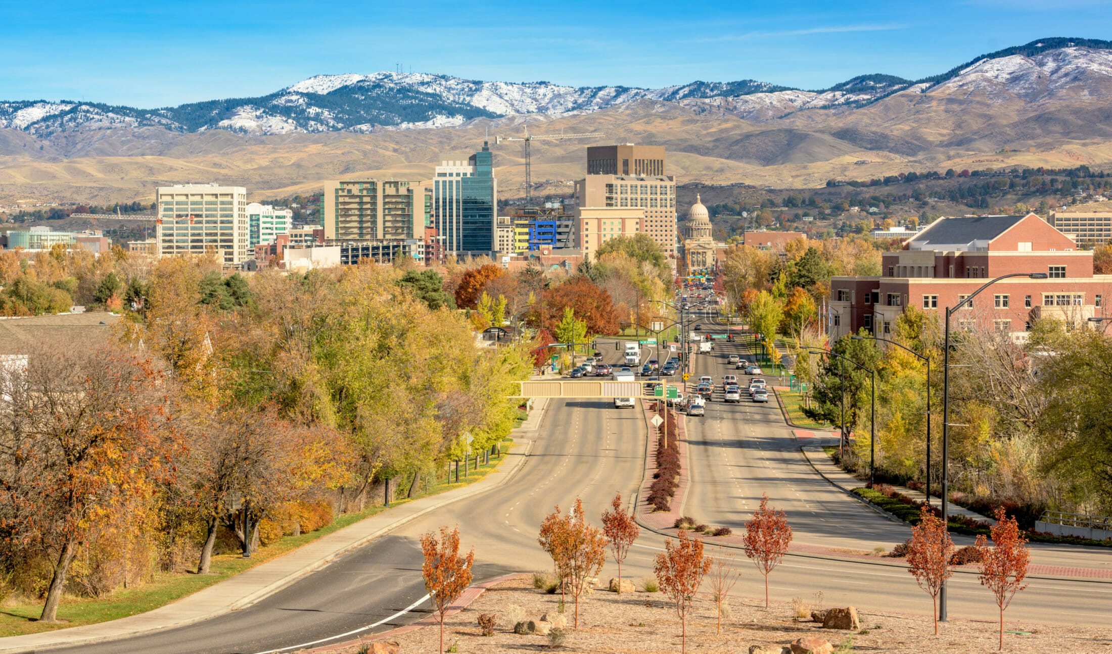Boise, Idaho | 50 Up-and-Coming Real Estate Markets to Watch in 2019 | Buildium